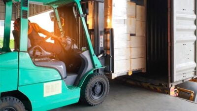 best cross docking service in USA