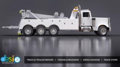 Towing recovery service in USA