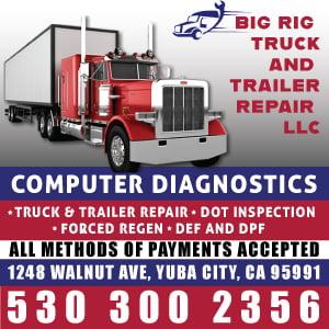 Big Rig Truck And Trailer Repair LLC