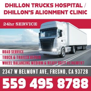 Dhillon Truck Hospital/ Dhillon'S Alignment Clinic