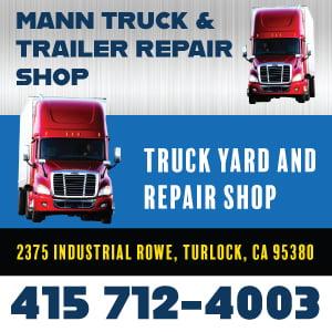 Mann Truck and Trailer Repair Shop