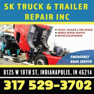 SK TRUCK & TRAILER REPAIR INC.